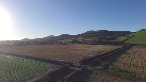 Thumbnail for entry Fields by the Pentland Hills