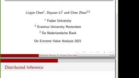 Thumbnail for entry Liujun Chen EVA Talk Preview