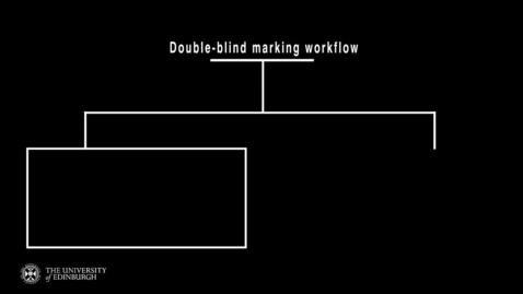 Thumbnail for entry For Markers: The 5 Steps For Double-Blind Marking Workflow In ATLAS