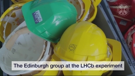 Thumbnail for entry Higgs Boson - The Edinburgh group at the LHCb experiment