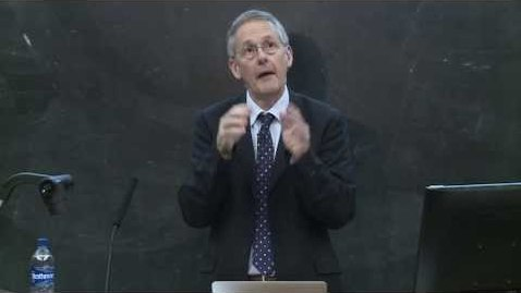 Thumbnail for entry Prof. Charles ffrench-Constant - Why Doesn't the Brain Repair Itself?