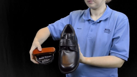 Thumbnail for entry Footwear Care and Repair