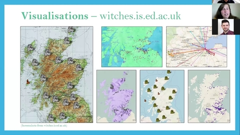 Thumbnail for entry The wicked Wikidata tale of how the 3,141 accused witches were placed on the map