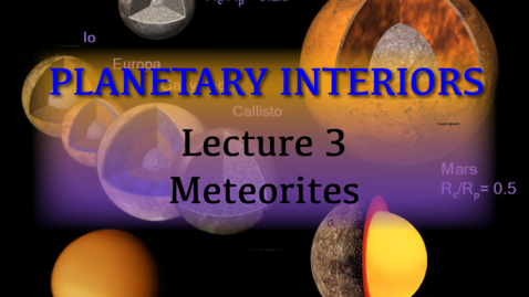 Thumbnail for entry Planetary Interiors L3