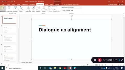 Thumbnail for entry Language Production Lecture 10 Part 29