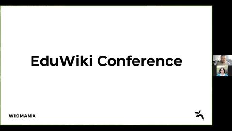 Thumbnail for entry Celebrating the Wikipedia Education Program