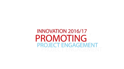 Thumbnail for entry Promoting Project Engagement Through Video - Highlights
