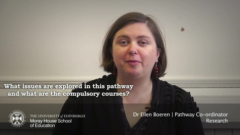Thumbnail for entry Ellen Boeren | Pathways