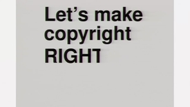 Thumbnail for entry Fixing copyright for teachers and students - Lisette Kalshoven and Alek Tarkowski OER17