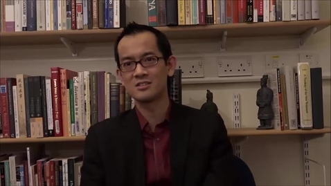Thumbnail for entry Wikipedia in the Classroom - Interview with Dr. Alex Chow (World Christianity MTh/MSc programme) - abridged