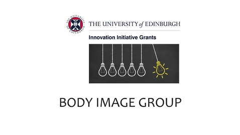 Thumbnail for entry Interpersonal Psychotherapy for Body Image- Meet the Students