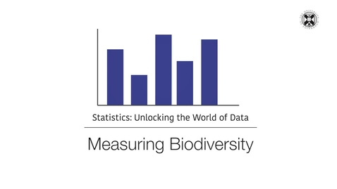 Thumbnail for entry Statistics - Measuring Biodiversity