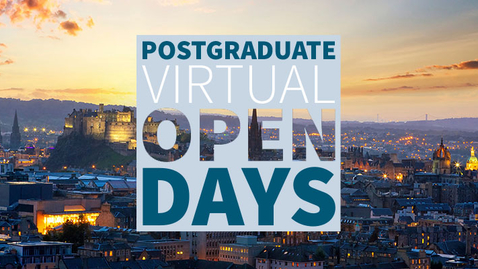 Thumbnail for entry Postgraduate Virtual Open Day - an Introduction to Intermediality: Literature, Film and the Arts in Dialogue (MSc)