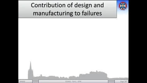 Thumbnail for entry 7a - Contribution of design and manufacturing to failures (2)