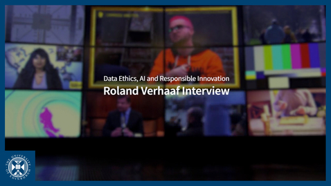 Thumbnail for entry Roland Verhaaf Interview
