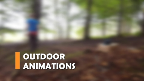 Thumbnail for entry Outdoor Learning