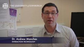 Thumbnail for entry Andrew Manches-Interaction Technology-Research In A Nutshell-The Moray House School of Education-01/04/2014