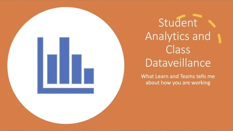 Thumbnail for entry Student analytics for Internet and Society Course