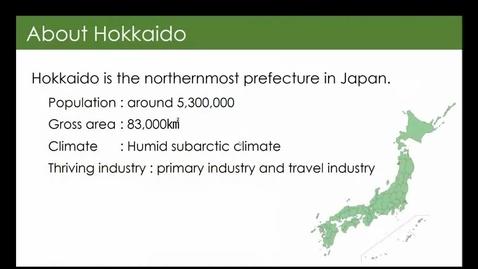 Thumbnail for entry Ecology of Yezo Dear Living in Hokkaido