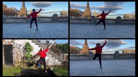 """Thumbnail for entry The UoE Dance Performance - The Edinburgh Bhangra Crew - """"This Year"""""""