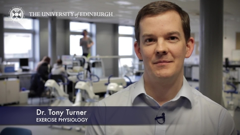 Thumbnail for entry Tony Turner-Exercise Physiology-Research In A Nutshell-The Moray House School of Education-26/10/2015
