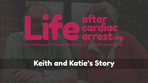 Thumbnail for entry Keith and Katie's story