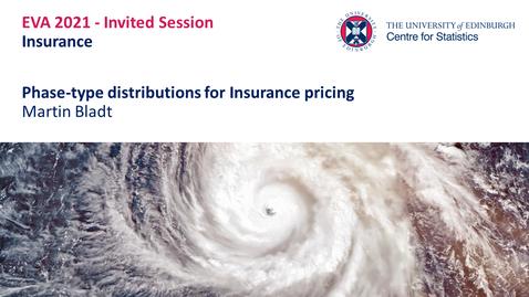 Thumbnail for entry Insurance: Martin Bladt