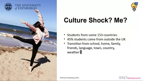 Thumbnail for entry How to navigate culture shock