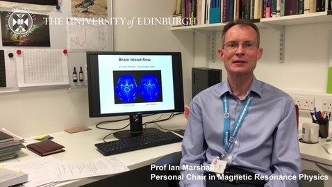 Thumbnail for entry Prof Ian Marshall - Research in a nutshell