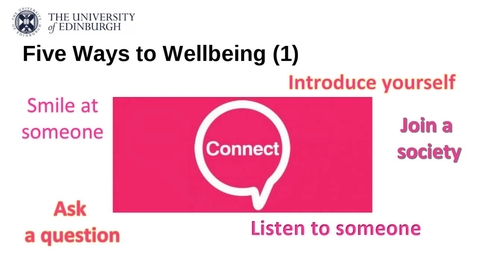Thumbnail for entry Undergraduate How-to Take Care of Yourself