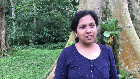 Thumbnail for entry Global Health and Infectious Diseases online masters: Agnita Narendra - student testimonial