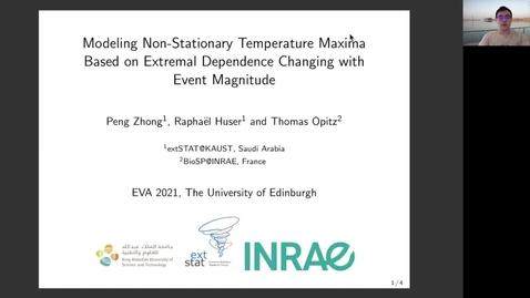 Thumbnail for entry Peng Zhong EVA Talk Preview