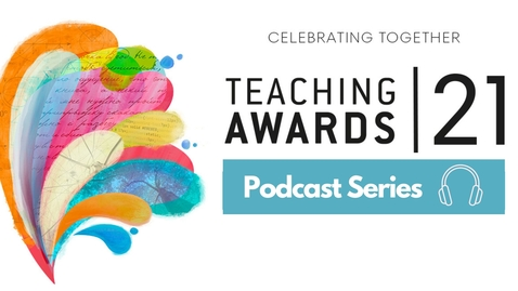 Thumbnail for entry EUSA Teaching Awards Podcast  - Dr. Crispin Jordan and Dr. Glen Cousquer