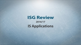 Thumbnail for entry Project Services ISG Team Review of 2016/17