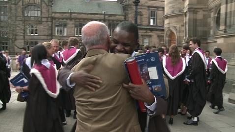 Thumbnail for entry Studying in Edinburgh - Gvs - Graduation