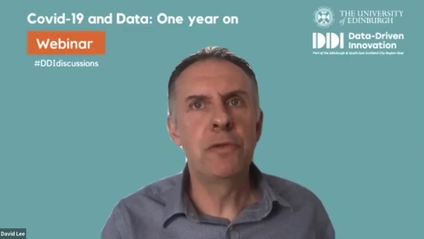 Thumbnail for entry #DDIdisussions   Covid19 and Data: One Year On