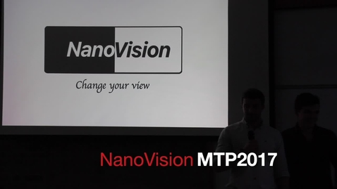 Thumbnail for entry MTP 3 NanoVision 2017