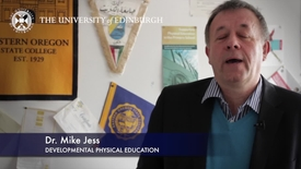 Thumbnail for entry Mike Jess-Developmental Physical Education-Research In A Nutshell-The Moray House School of Education-17/04/2013