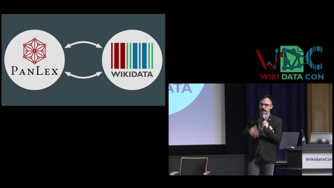 Thumbnail for entry Keynote speech: Why is collecting lexical data one of the best ways we can help support underserved and endangered languages