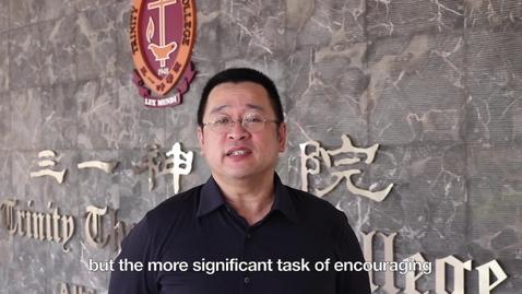 Thumbnail for entry Trinity Theological College, Singapore #YaleEdin2021