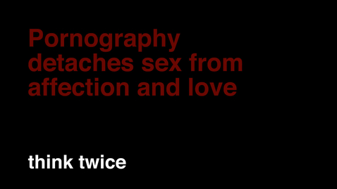 Thumbnail for entry Porn Warning - series 2/3