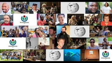 Thumbnail for entry Wikimania 2018 Cape Town promo video