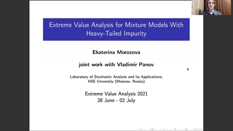 Thumbnail for entry Ekaterina Morozova EVA Talk Preview