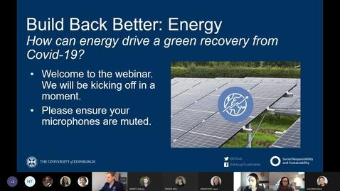 Thumbnail for entry Build Back Better Energy Nov 20