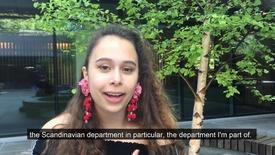 Thumbnail for entry EUSA BME Liberation Officer 18/19 - Isabella Neergaard-Petersen