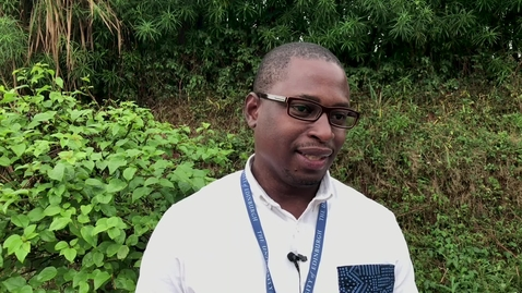 Thumbnail for entry Global Health and Infectious Diseases online masters: Bassey Edem - student testimonial
