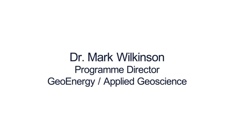 Thumbnail for entry GeoEnergy - start your career in the future energy sector