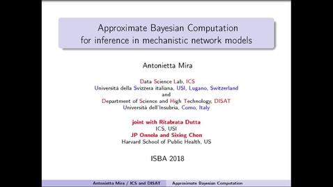 Thumbnail for entry Antonietta Mira.mp4