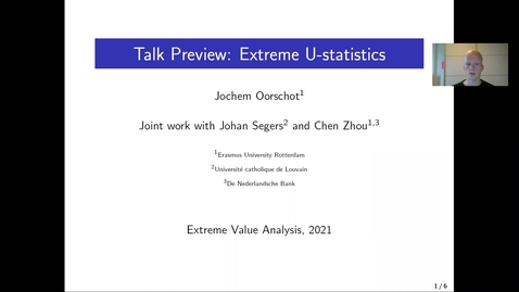 Thumbnail for entry Jochem Oorschot EVA Talk Preview