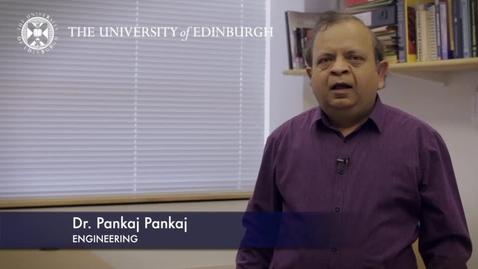 Thumbnail for entry Pankaj Pankaj: Numerical modelling